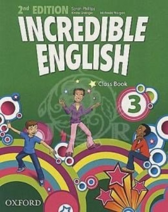 Incredible English 3 - Class Book - 2nd Edition