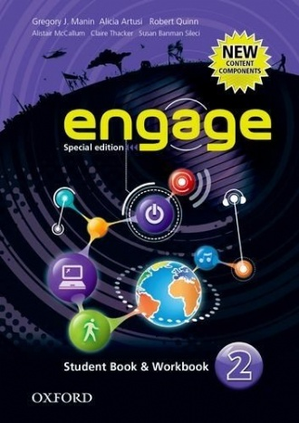 Engage Starter - 8º Ano