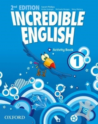Incredible English 1 - Activity Book - New Edition